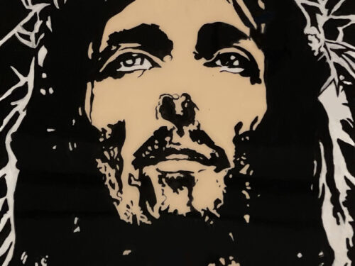 Scott Travis Art_2 Color Jesus